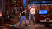 Ellen Degeneres entrevista a Justin Bieber