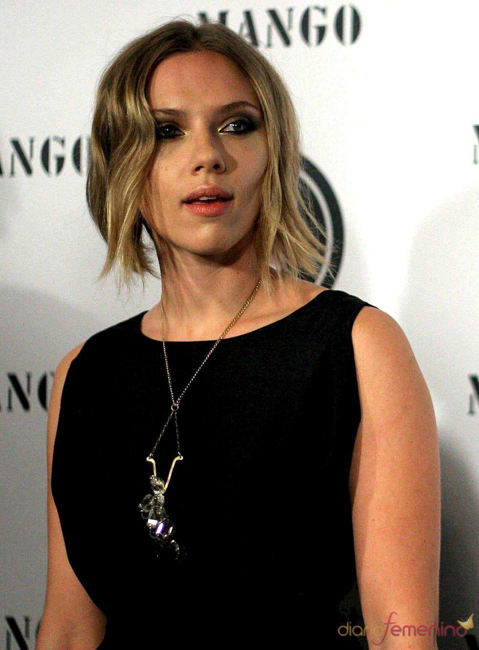 Scarlett Johansson será una alienígena