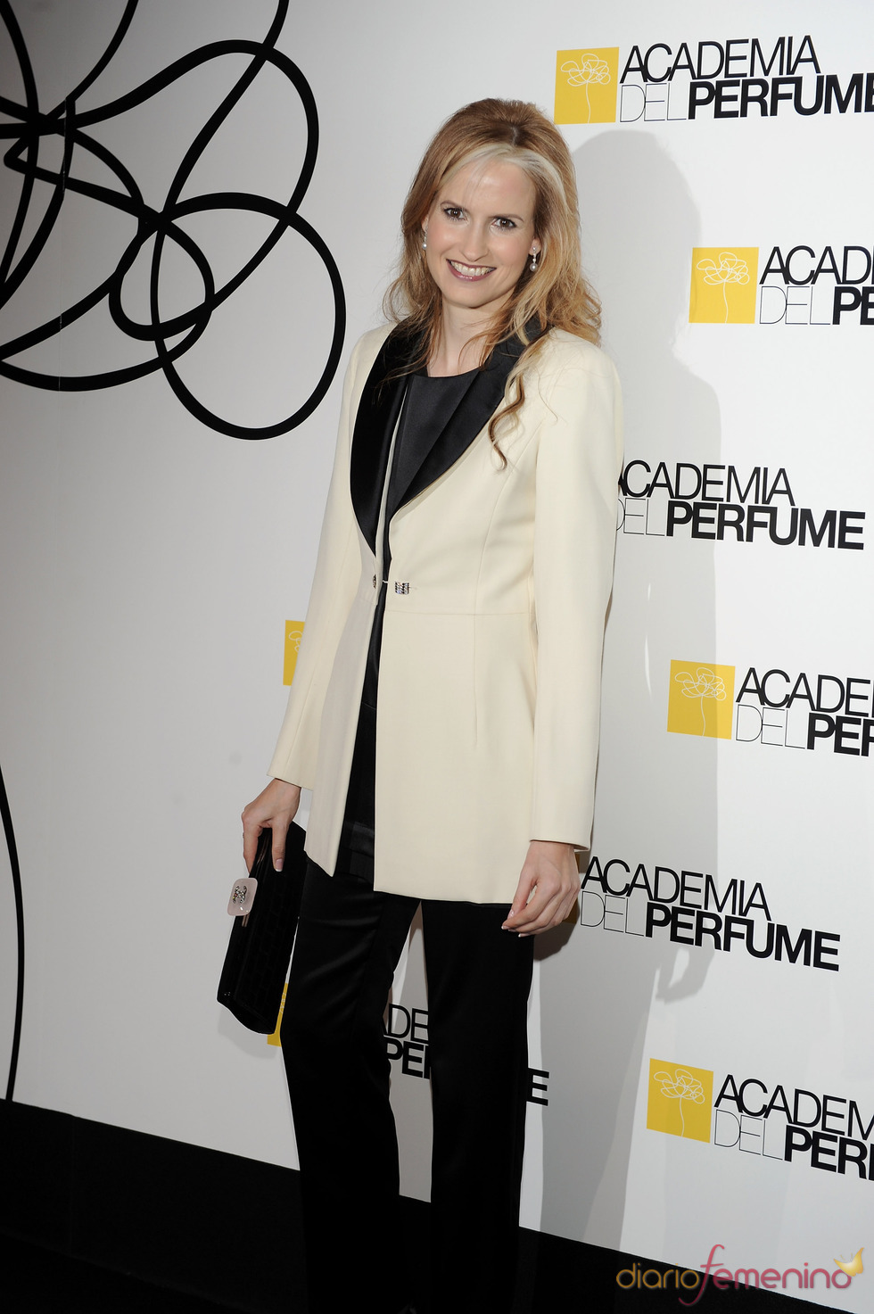 Inma Shara en los premios de la Academia del Perfume