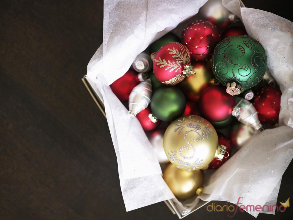 Adornos para el rbol de navidad for Adornos navidenos para el arbol