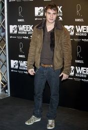 Adrián Rodríguez en la fiesta de la MTV 2010
