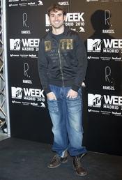 Daniel Muriel se va a la fiesta de la MTV 2010