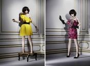 Modelos de vestidos de Lanvin para H&M