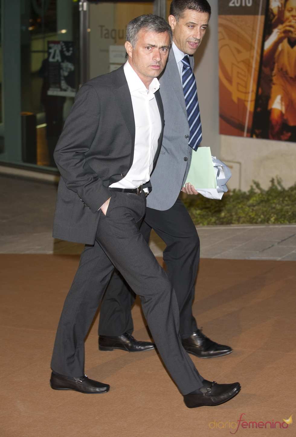 Mourinho en el Premio Alma 2010