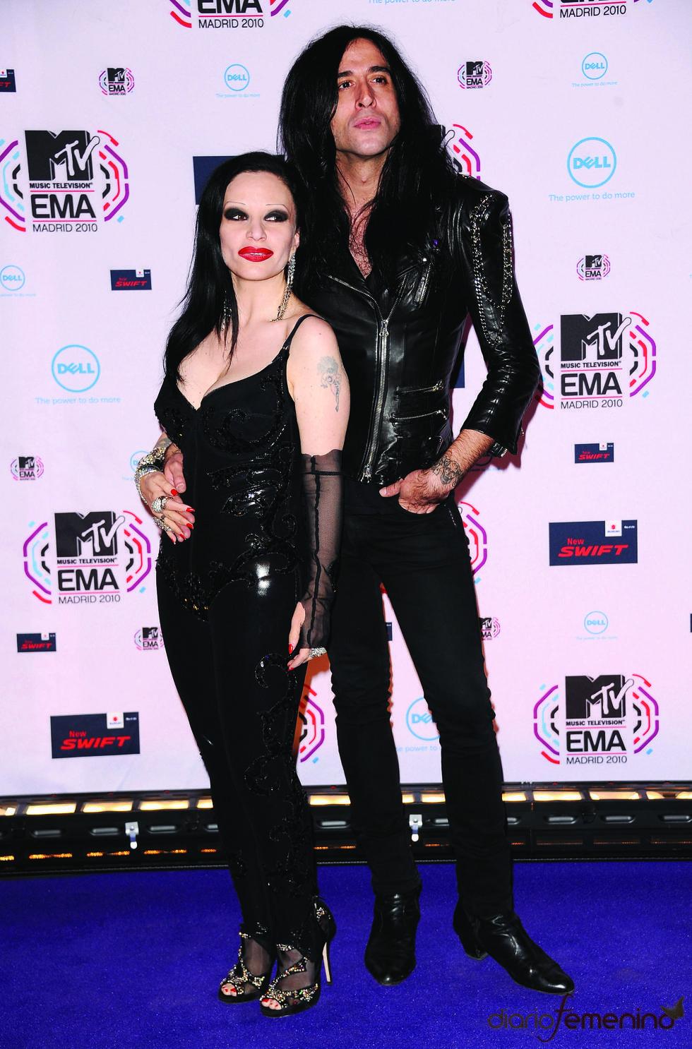 Alaska en los MTV Europe Music Awards
