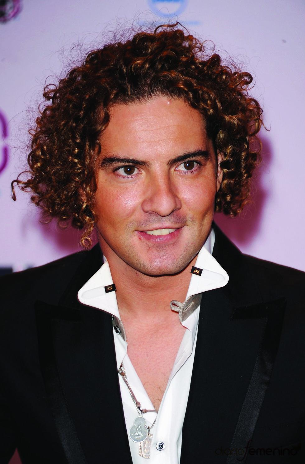 David Bisbal en los MTV Europe Music Awards