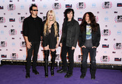 The pretty reckless en los MTV EMA