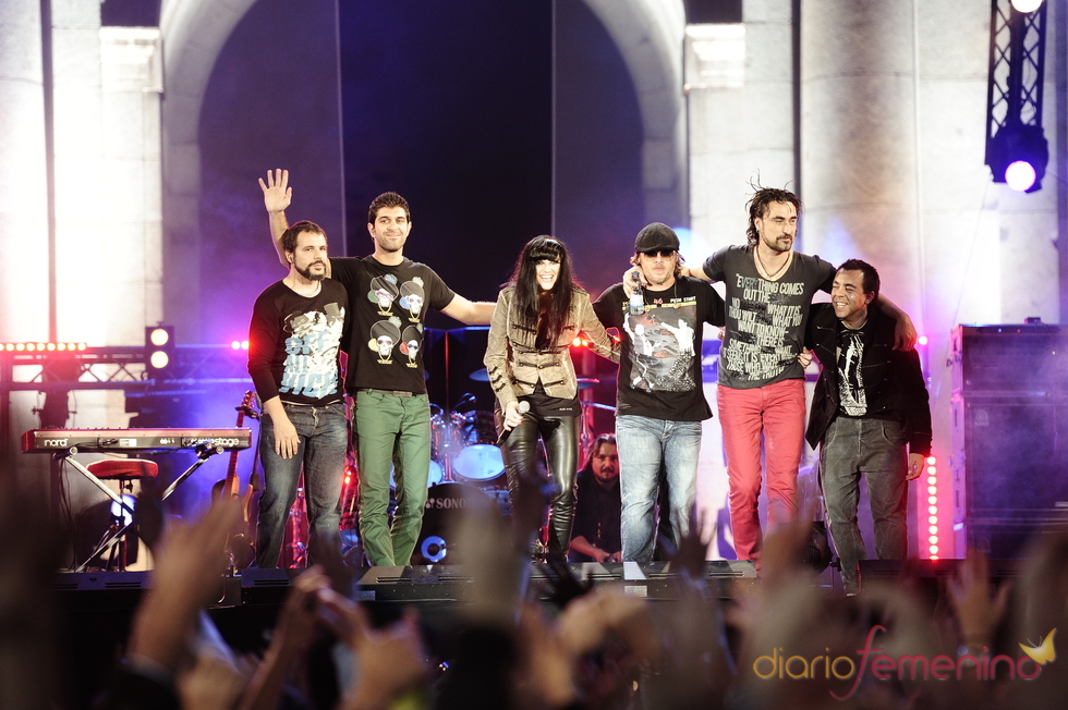 Efecto Mariposa en los European Music Awards