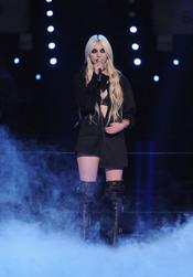 Taylor Momsen en los European Music Awards