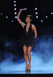Eva longoria en los premios MTV