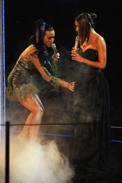 Eva y sus vestidos