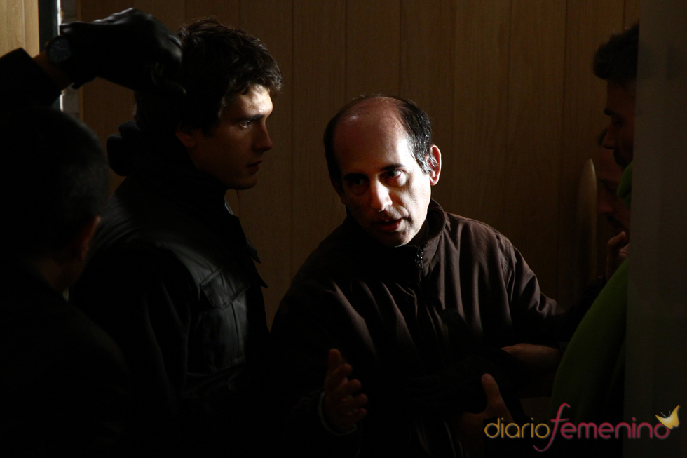 Yon González a las órdenes de Enric Alberich en 'Transgression'