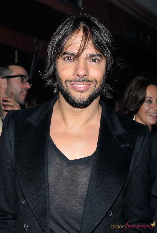 Joaquín Cortés en la ceremonia de los premios MTV en Madrid