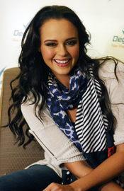 Shaila Dúrcal, anfitriona de los Grammy Latinos 2010