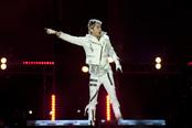 Jared Leto entregado al público en el MTV Day