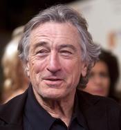 Robert De Niro será homenajeado en los Globos de Oro