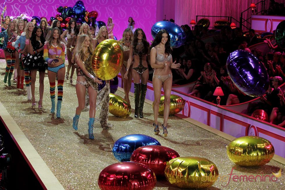Gran desfile de Victoria's Secret