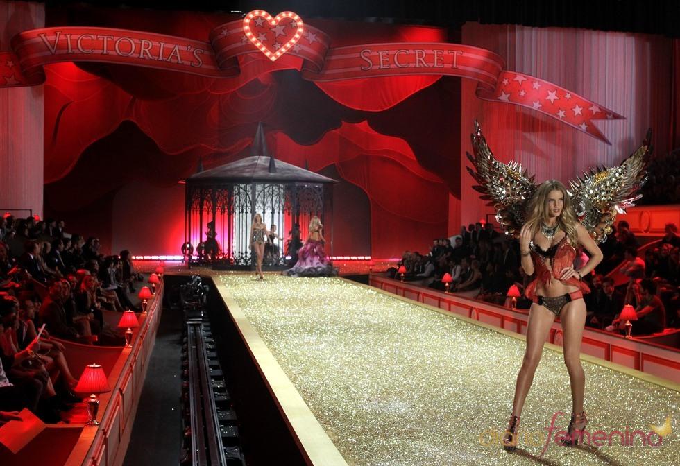 El desfile más glamuroso de Victoria's Secret