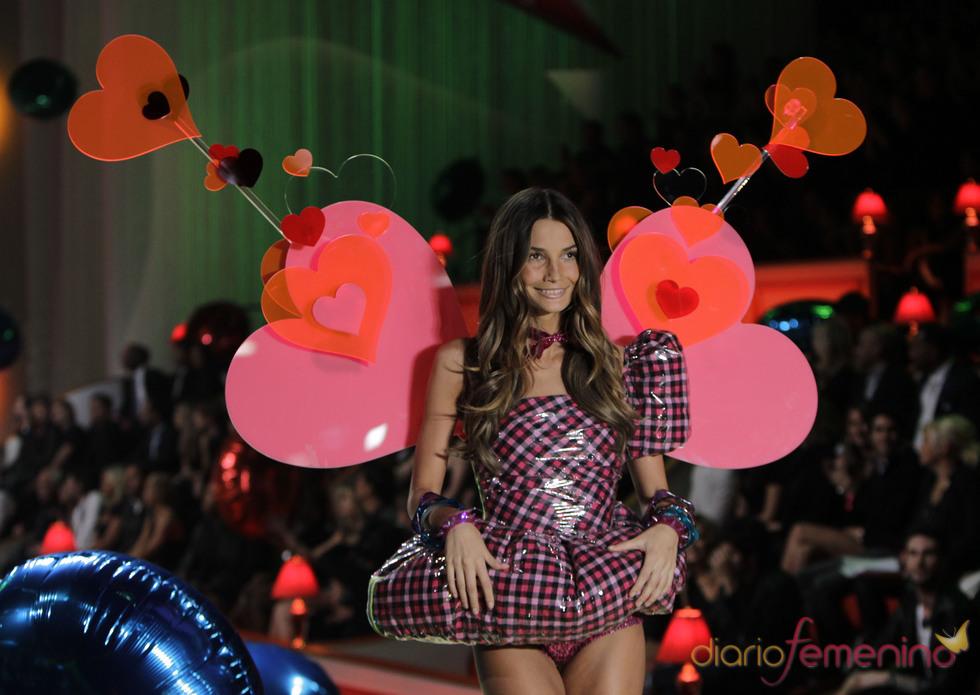 Victoria's Secret saca a sus ángeles en Nueva York