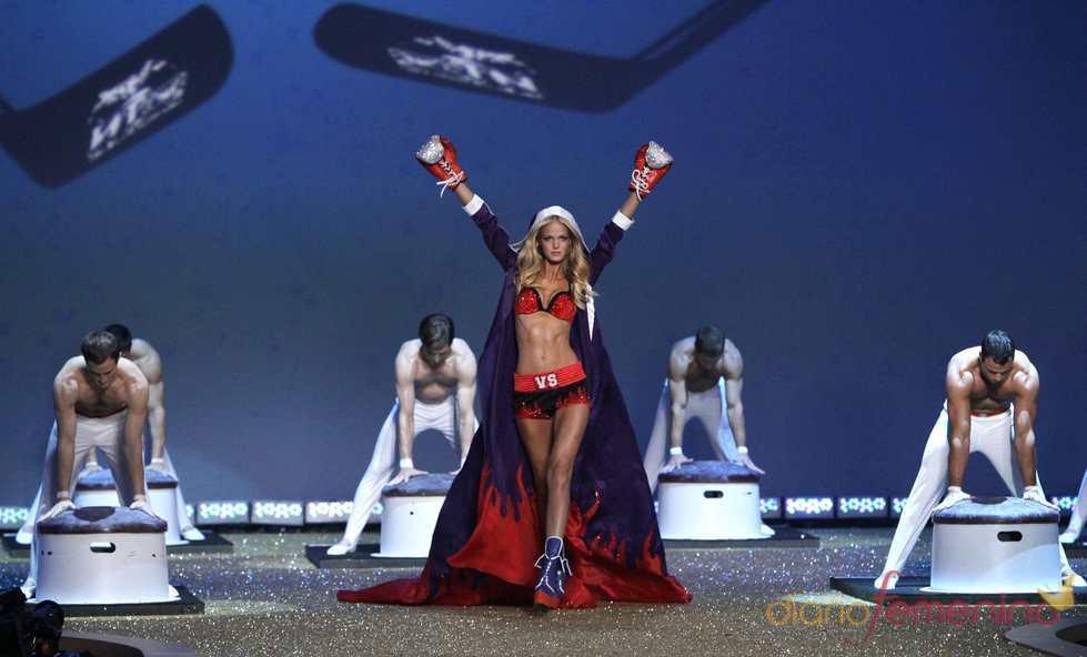 Victoria's Secret y sus ángeles dejan boquiabiertos al mundo