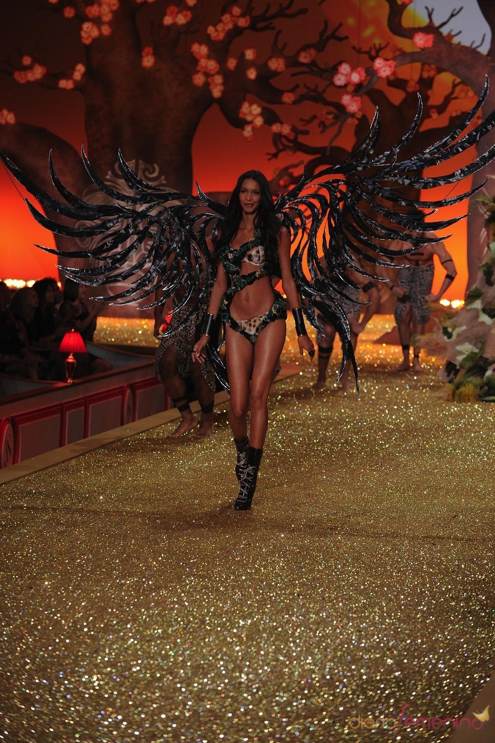 El desfile más llamativo de Victoria's Secret