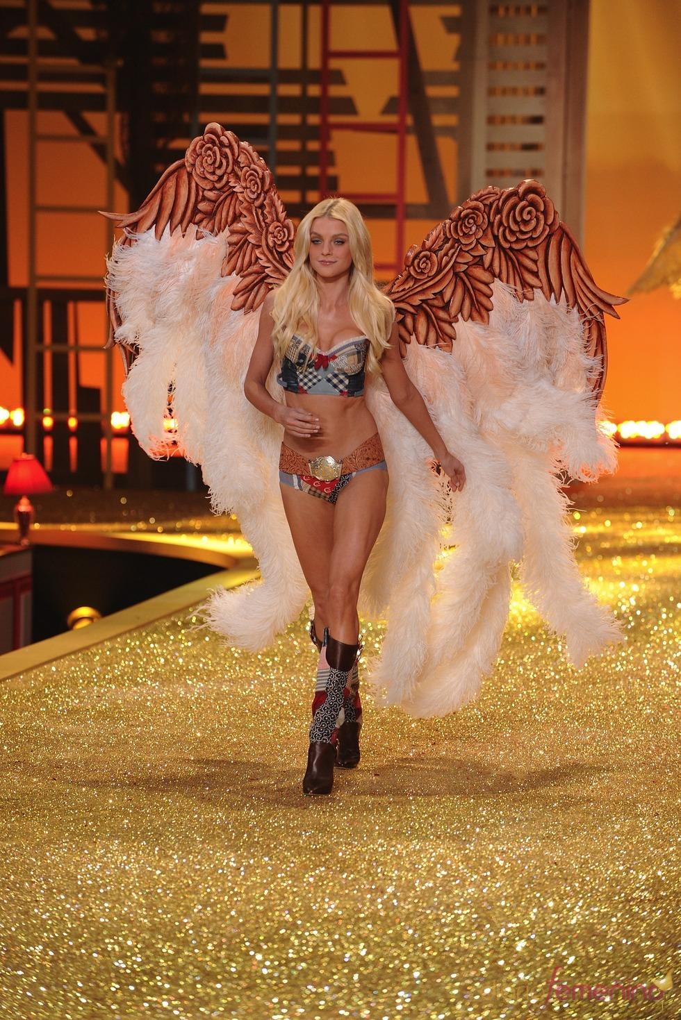 Los ángeles de Victoria's Secret más bellos que nunca