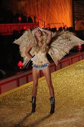 Dulces ángeles en el desfile de Victoria's Secret