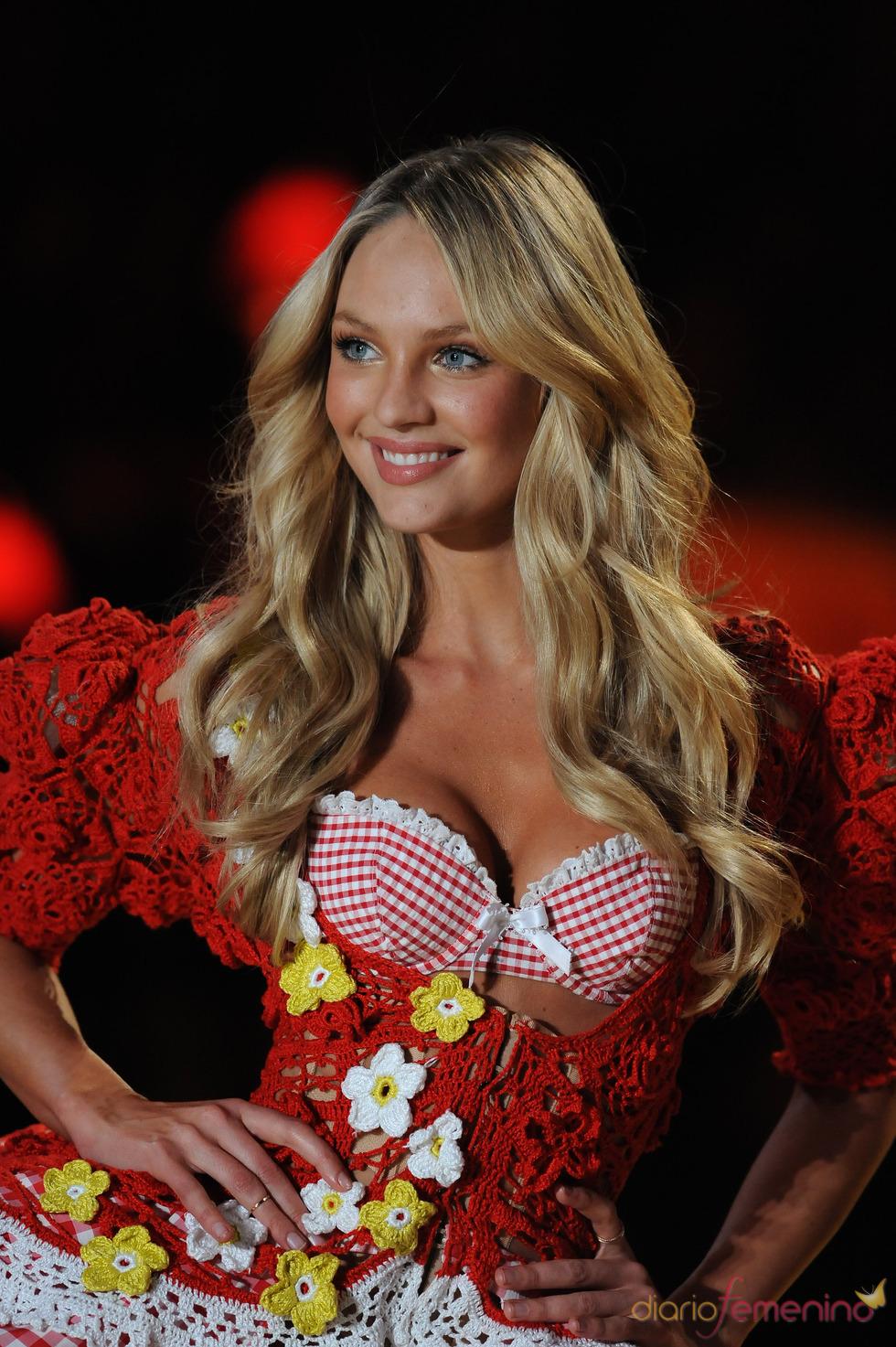 Nueva York espectador en primera línea del desfile de Victoria's Secret