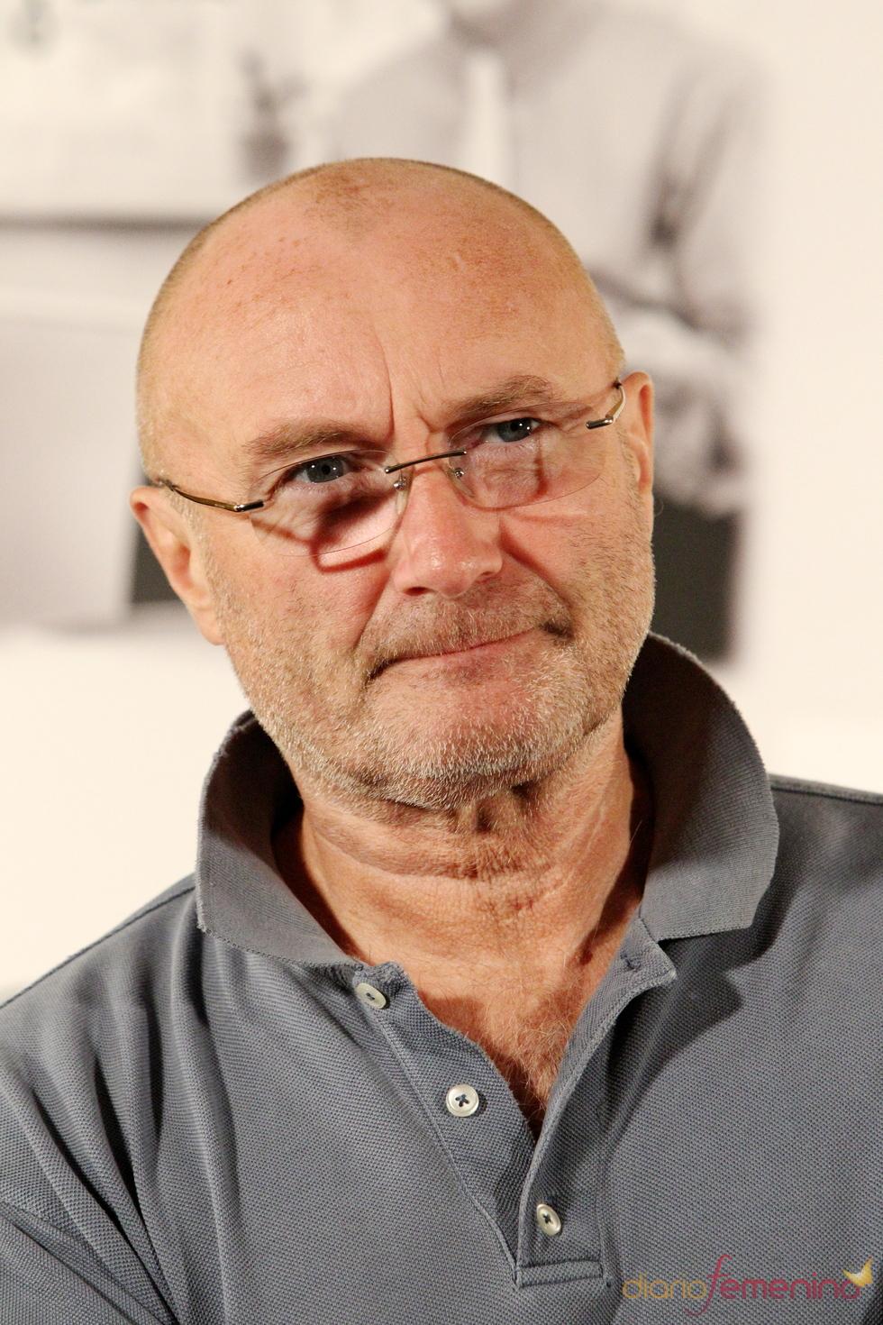Phil Collins intenta suicidarse