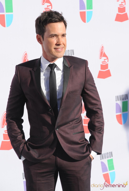 Roger Borges en los Grammy Latino 2010