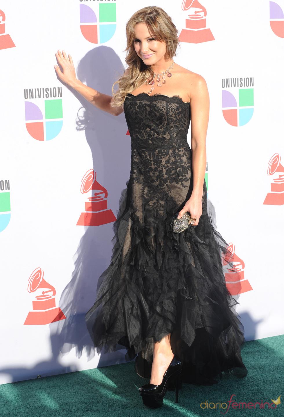 Claudia Leitte en los Grammy Latino 2010