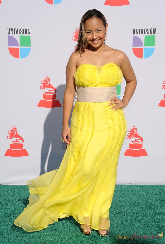 Bruna Karla en los Grammy Latino 2010