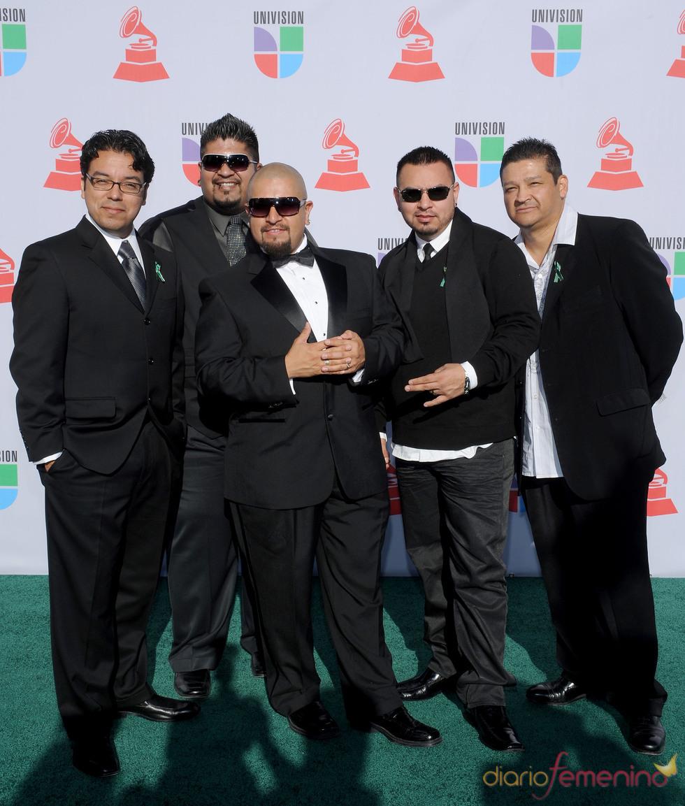 Sunny Sauceda Y Todo Eso en los Grammy Latino 2010