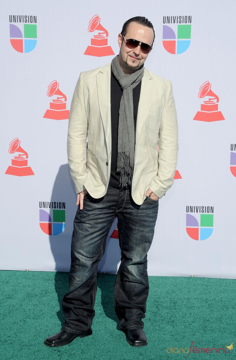 Noel Pastor en los Grammy Latino 2010