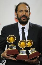 Juan Luis Guerra, protagonista de los premios Grammy Latino