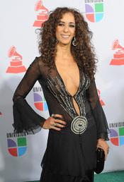 Rosario Flores en los Grammy Latino 2010