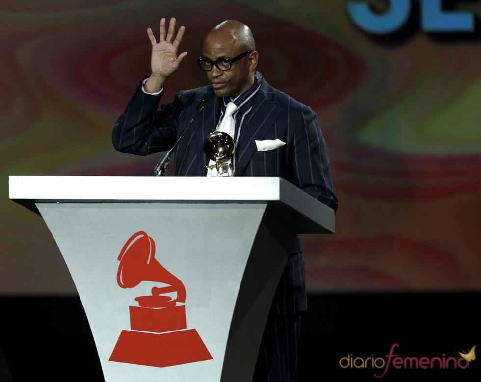 Sergio George se llevó el premio a mejor productor del año