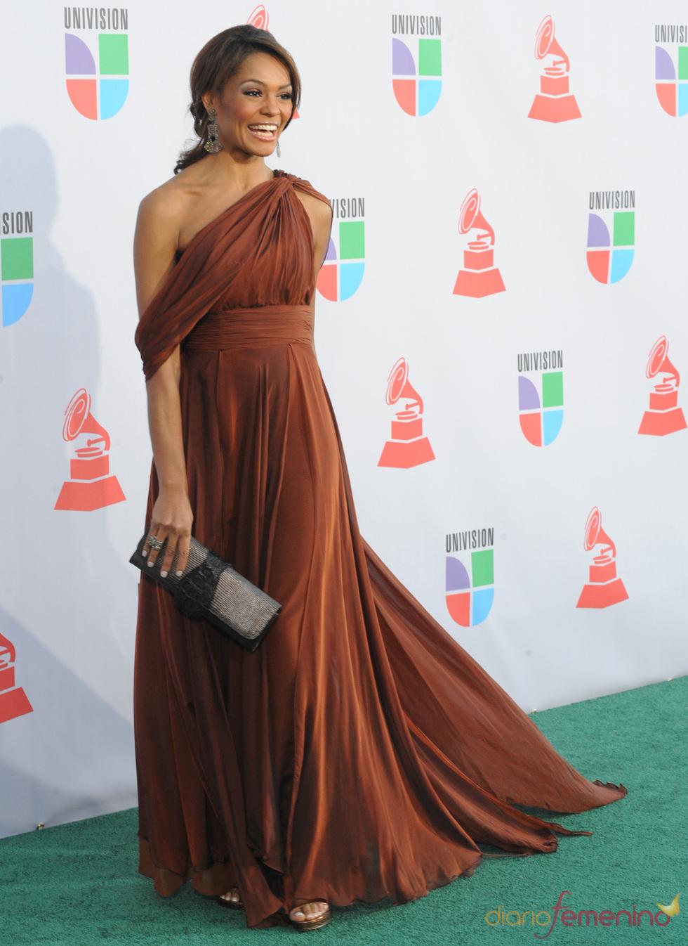 Ilia Calderón en los Grammy Latino 2010