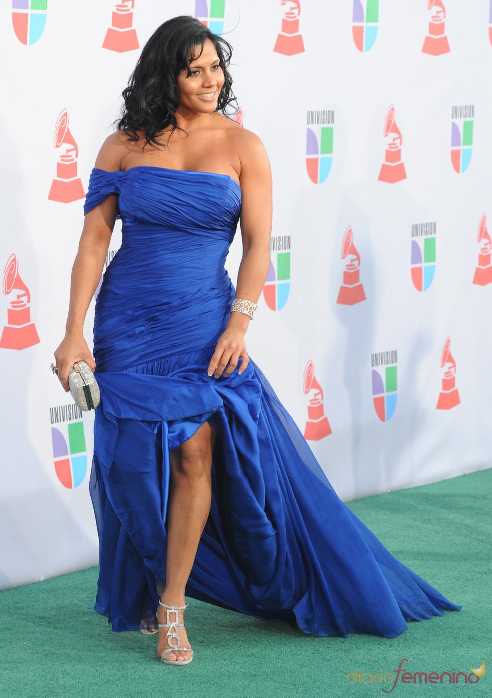 Maripili en los Grammy Latino 2010