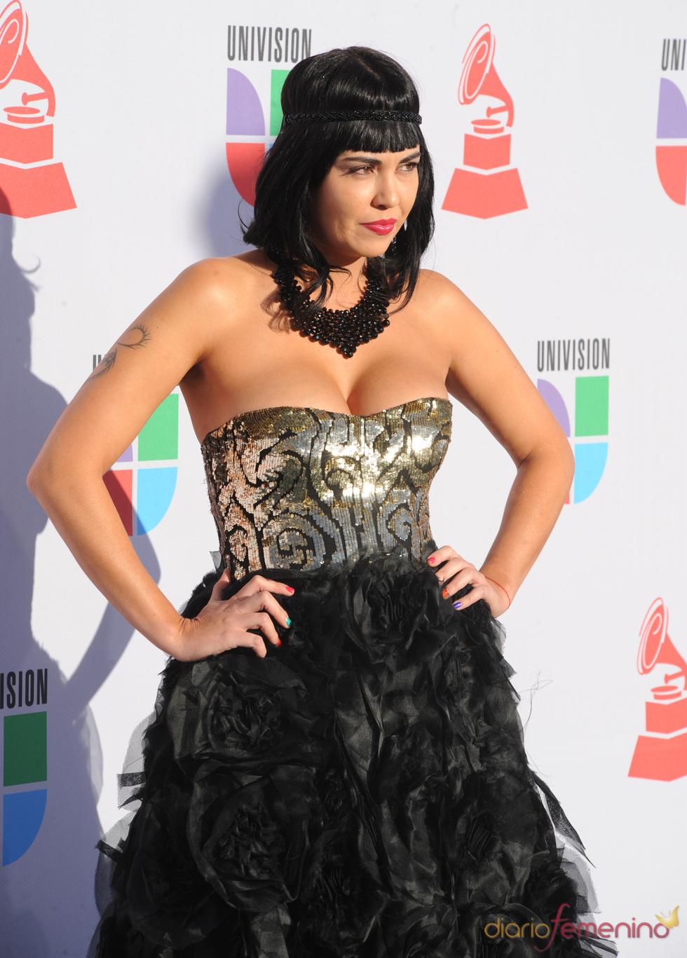 Rakel en los Grammy Latino 2010