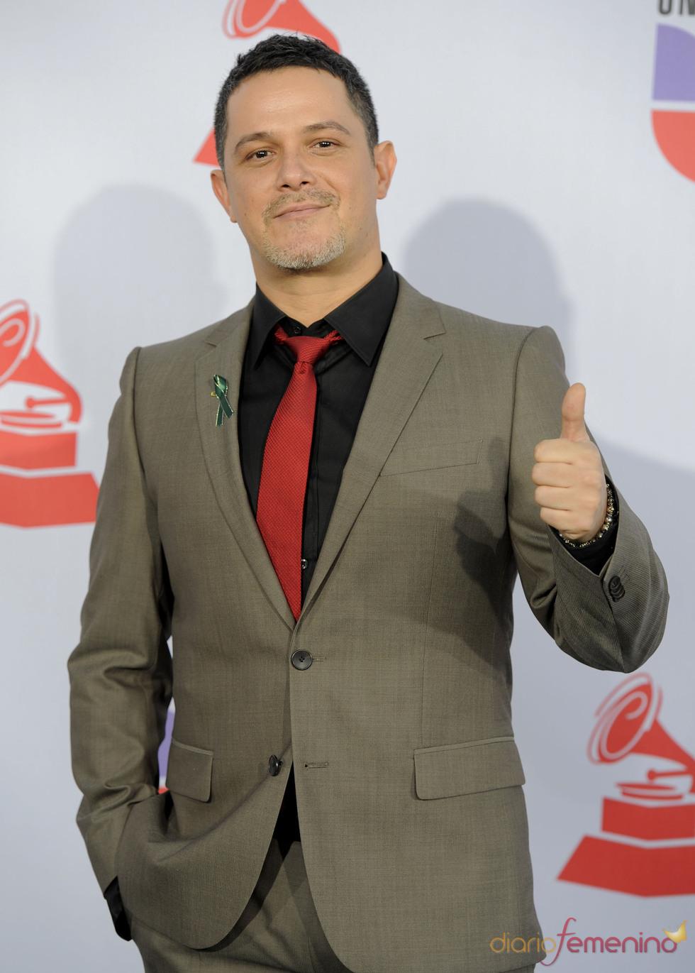 Alejandro Sanz en los Grammy Latino 2010