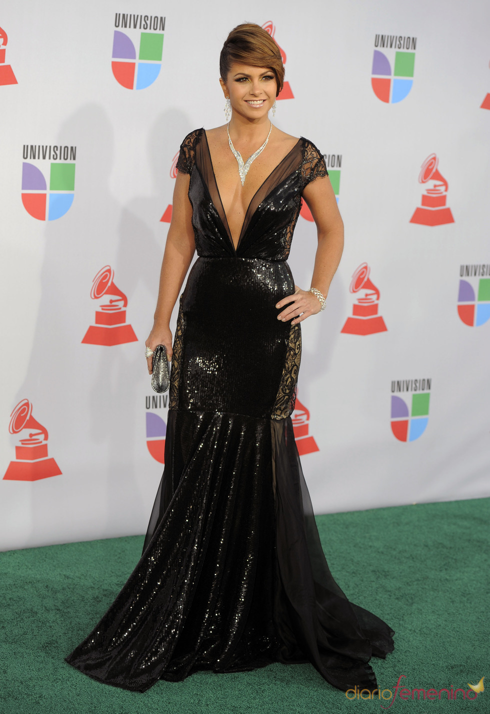 Lucero en los Grammy Latino 2010