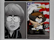 Parodia de Justin Bieber en 'South Park'