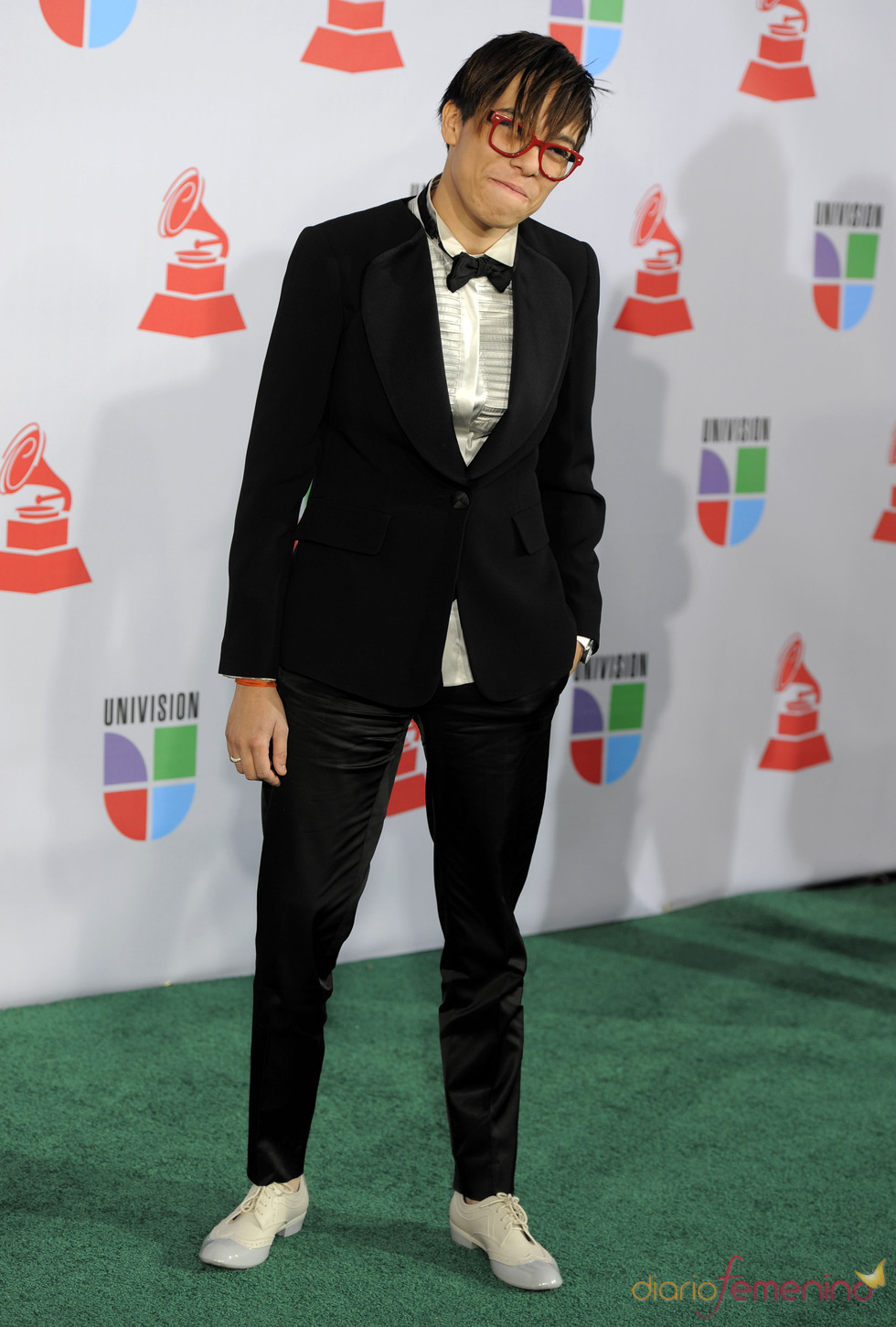 María Gadu en los Grammy Latino 2010