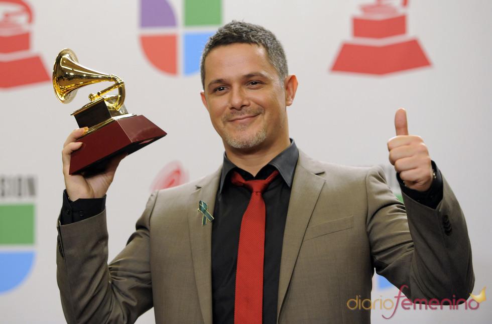 Los Grammy Latino reconocen el talento de Alejandro Sanz