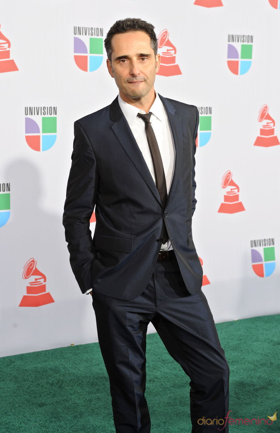 Jorge Drexler en los Grammy Latino 2010