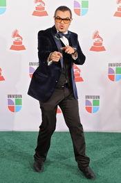 Aleks Syntek en los Grammy Latino 2010