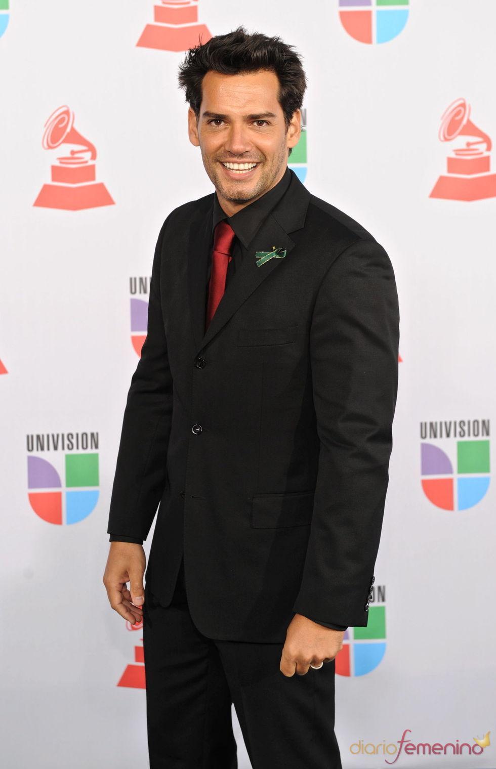 Cristian de la Fuente en los Grammy Latino 2010