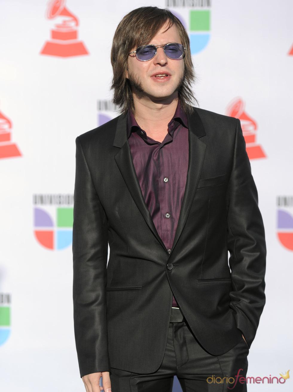 Chetes en los Grammy Latino 2010
