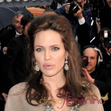 Angelina Jolie, una madre normal